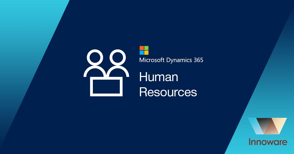 Microsoft Dynamics 365 Human Resources