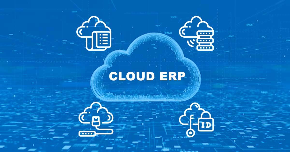 Proč patří budoucnost ERP, cloudu?