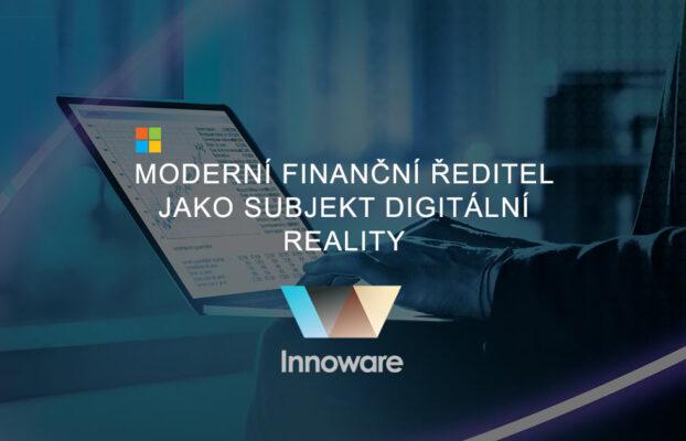 Moderní finanční ředitel jako subjekt digitální reality